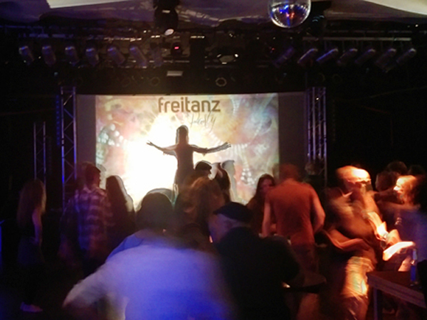 Freitanz Party Ingolstadt Mai 2015