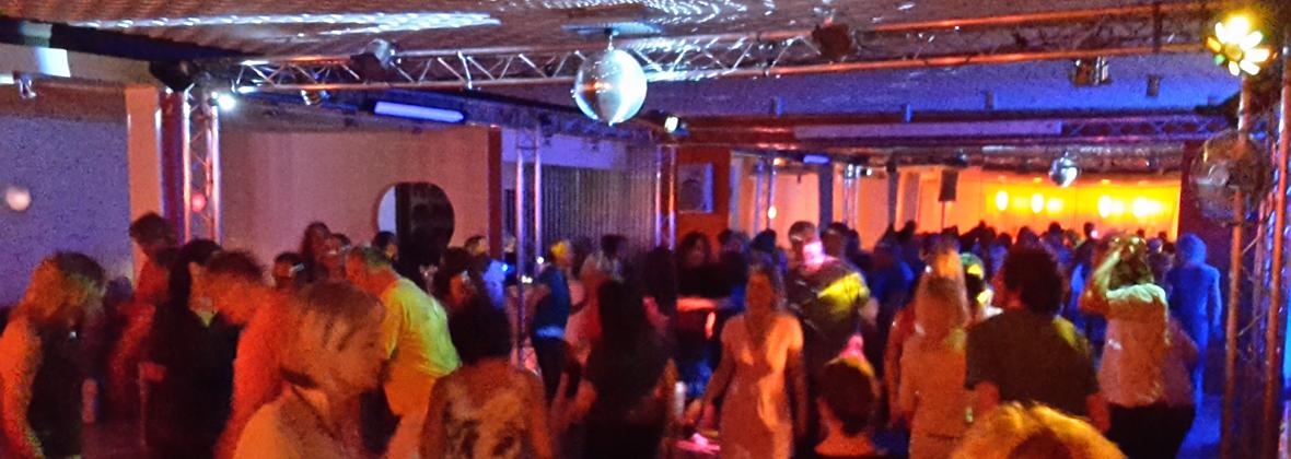 FREITANZ-Party Ingolstadt im Tanzstudio Süd