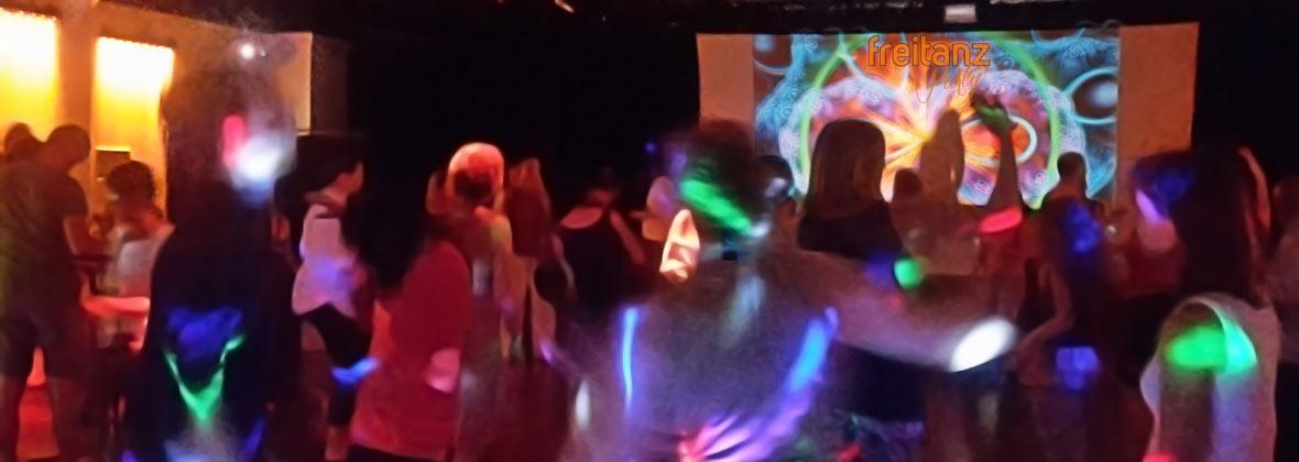 FREITANZ-Party in der eventhalle Westpark in Ingolstadt