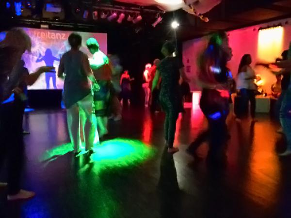FREITANZ-Party in Ingolstadt